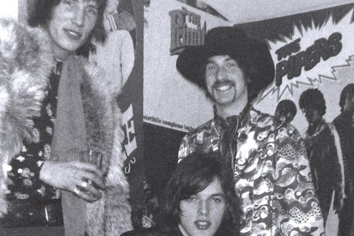 1968/2018 Pink Floyd live @ Piper Club 50th Anniversary
