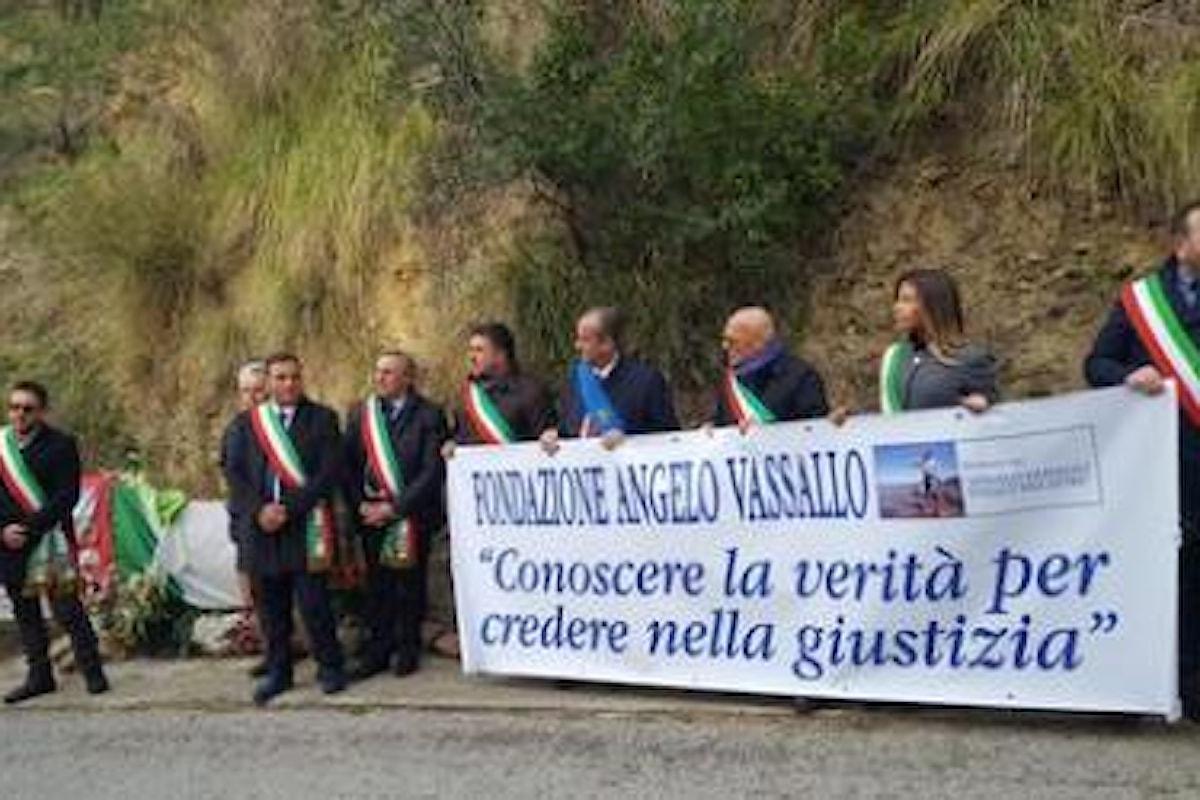 Angelo Vassallo: la marcia, vogliamo la verità