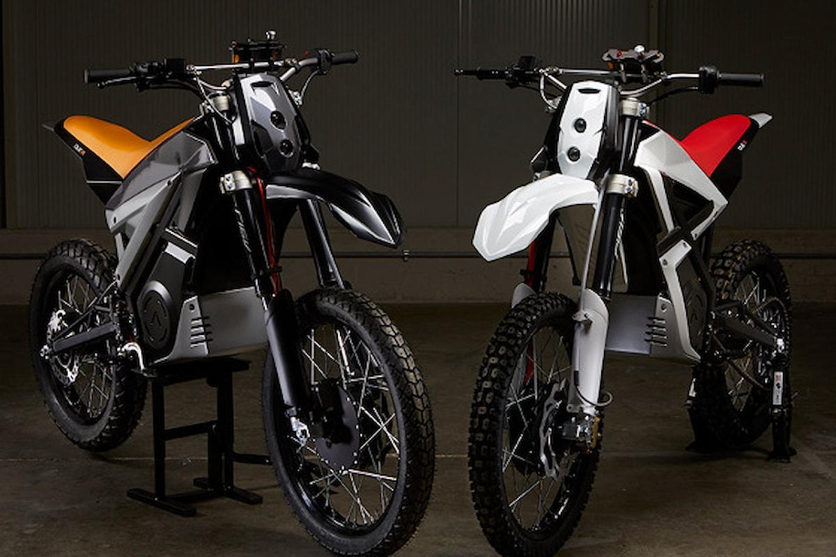 Moto elettriche a trazione integrale Armotia Due X e Due R, invenzione italiana!
