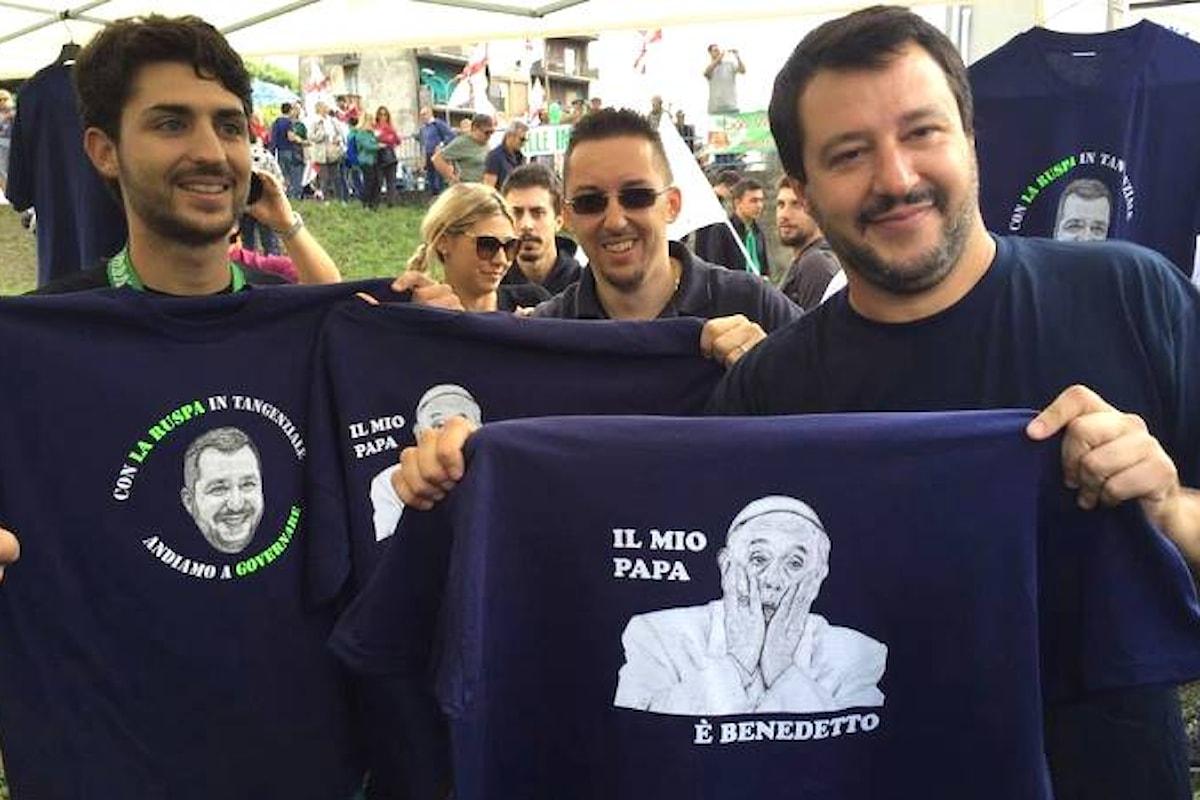 Per Avvenire Matteo Salvini è due volte ignorante