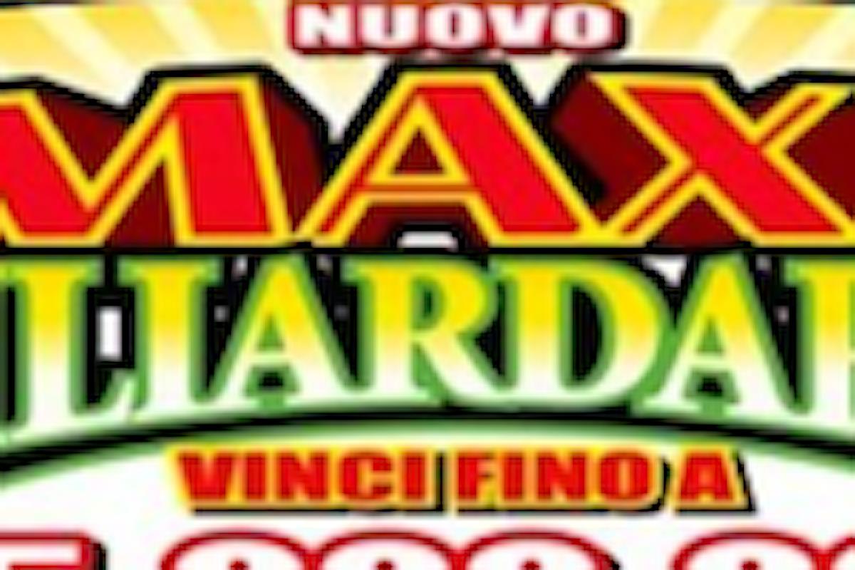 Udine, disoccupato e con un mutuo da pagare vince 100 mila euro al MaxiMiliardario
