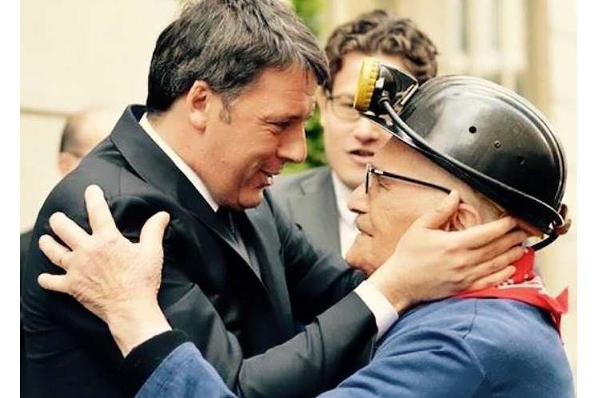 Matteo Renzi ricorre ancora all'eristica per giustificare l'ingiustificabile