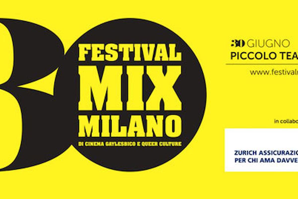 Presentazione del 30° Festival MIX Milano al via tra pochissimo