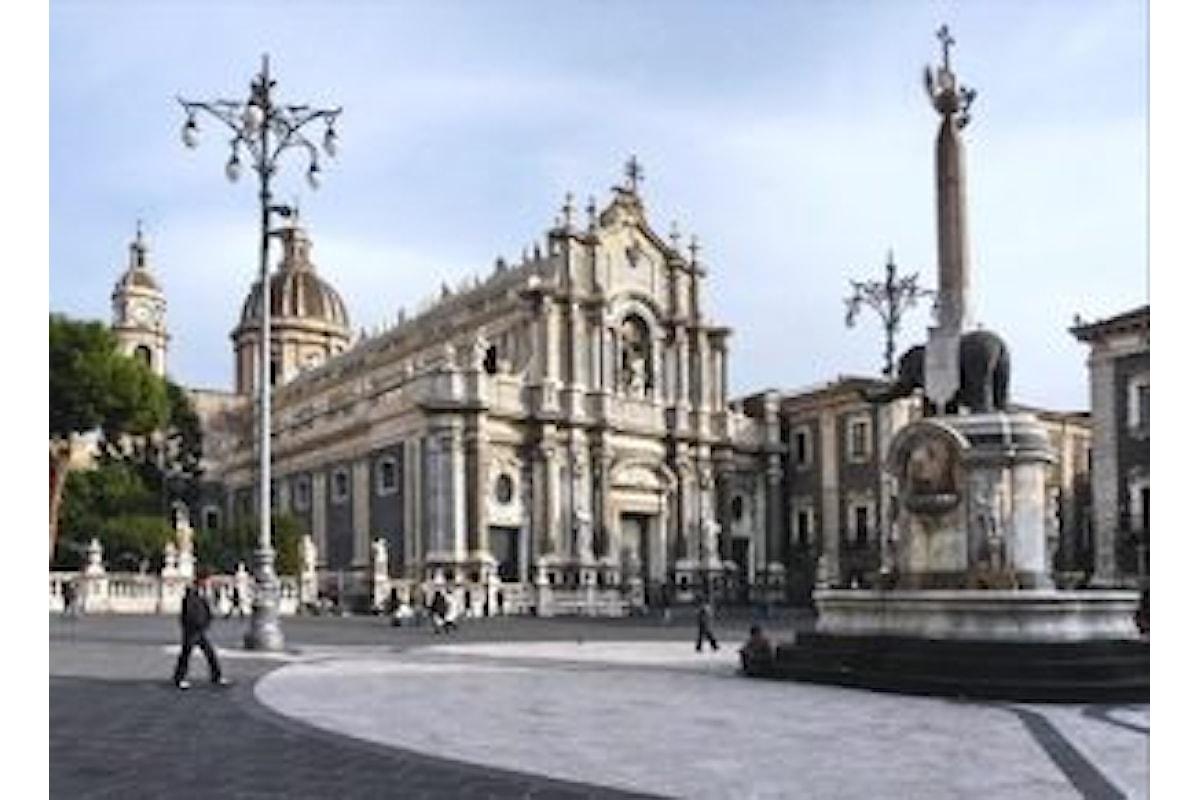 Una caccia al tesoro per scoprire Catania