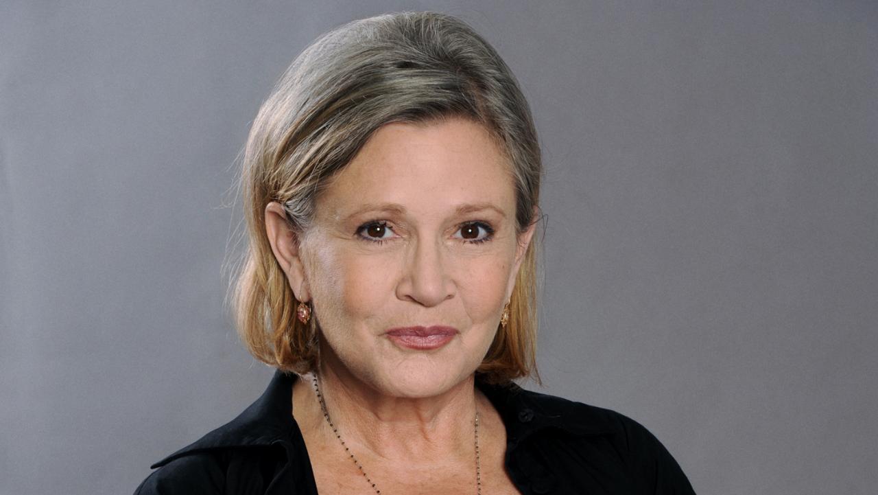E' morta Carrie Fisher, la Principessa Leila di Guerre Stellari