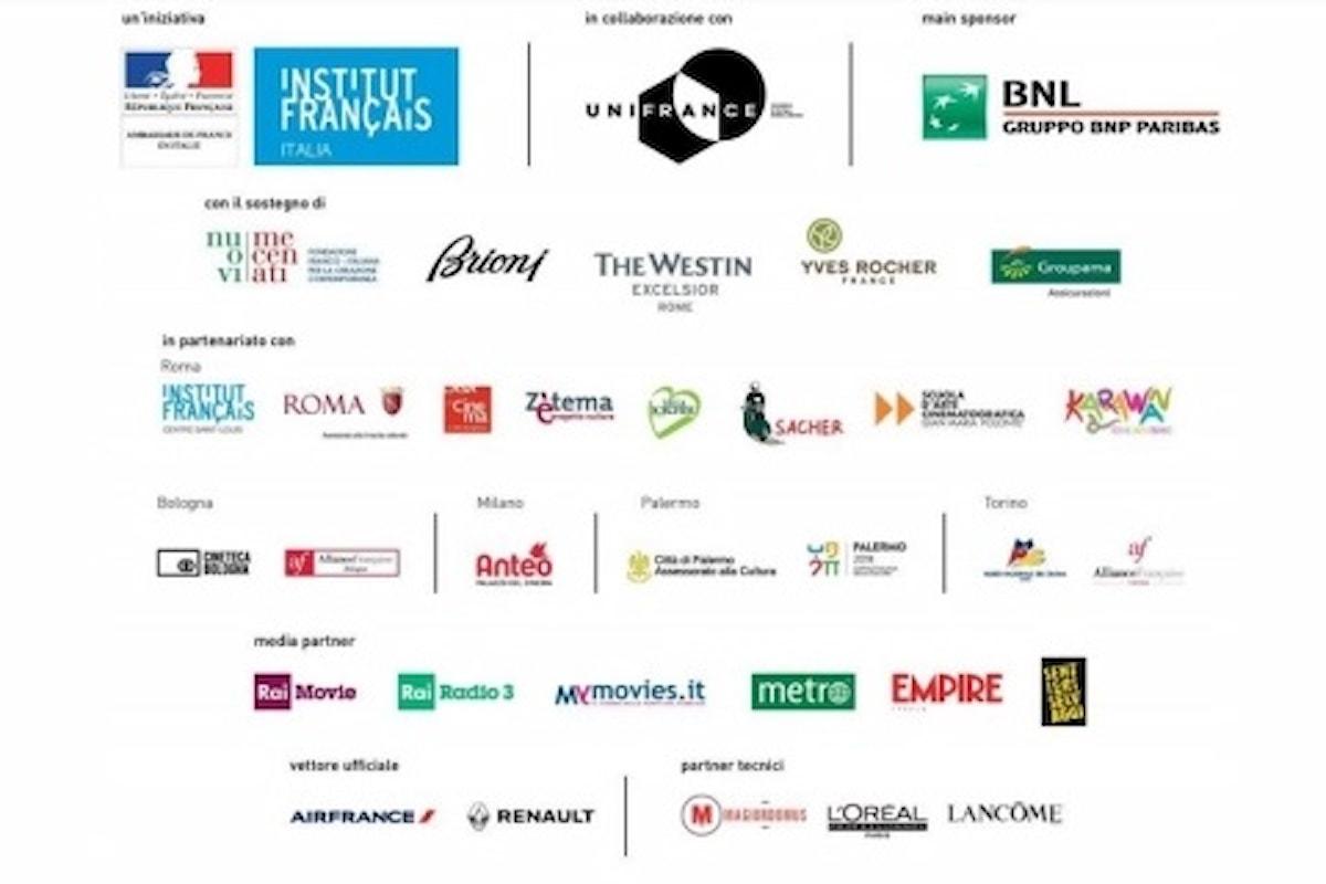 Rendez Vous, l'importanza della sinergia tra istituzioni pubbliche e settori privati d'oltralpe e italiani per il Festival del Nuovo Cinema Francese