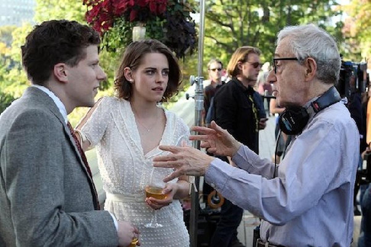 Woody Allen aprirà la prossima edizione del Festival di Cannes con il suo Café Society