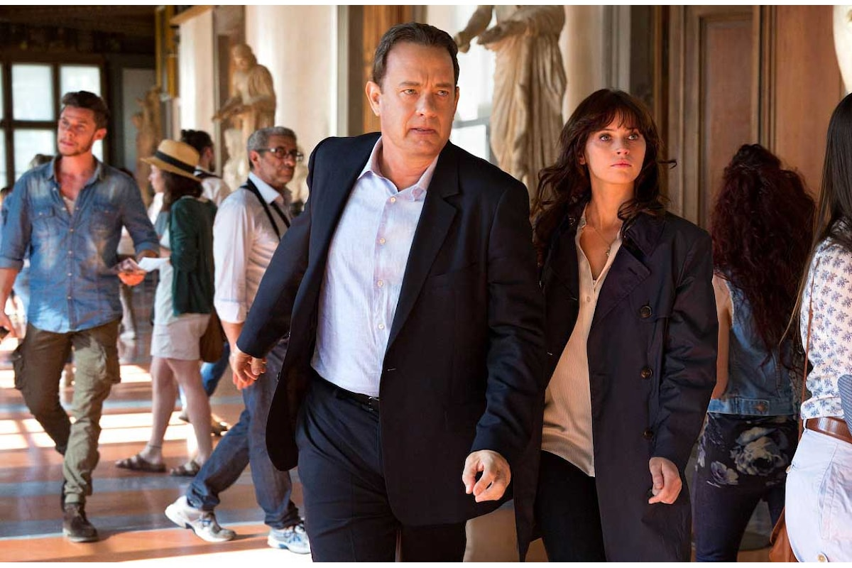 Torna il professor Langdon interpretato da Tom Hanks: il primo trailer di Inferno