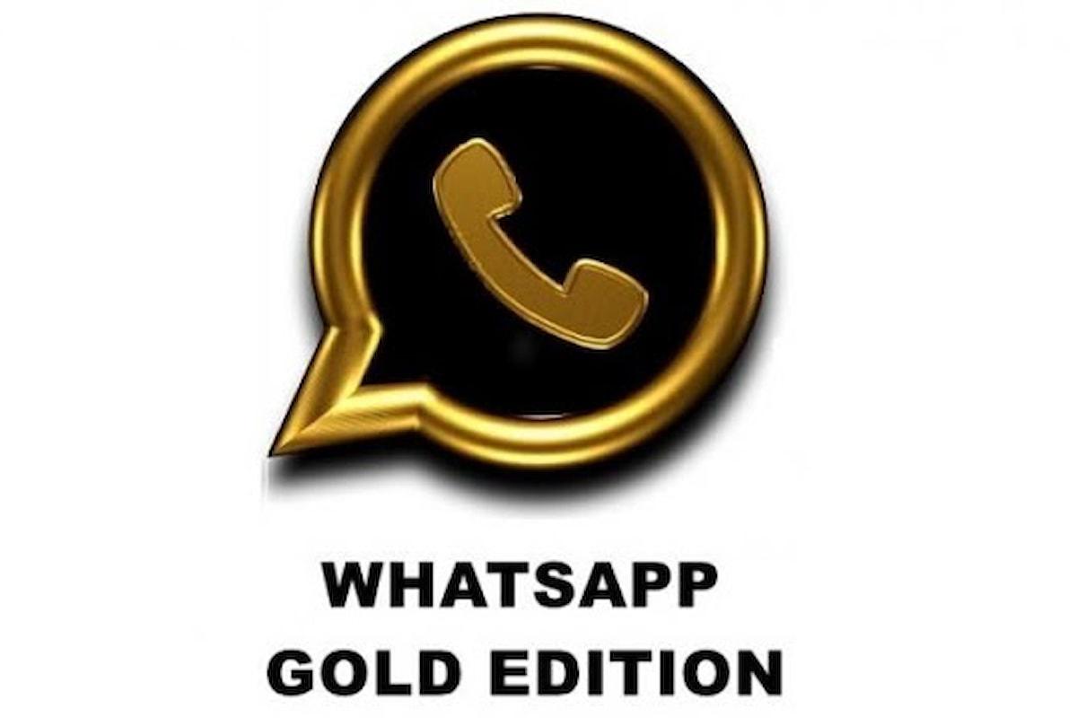 WhatsApp Gold   attenzione al Virus