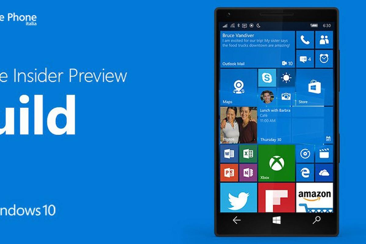 Windows Insider: disponibile una nuovo aggiornamento sia nel Fast Ring che nello Slow Ring   Surface Phone Italia