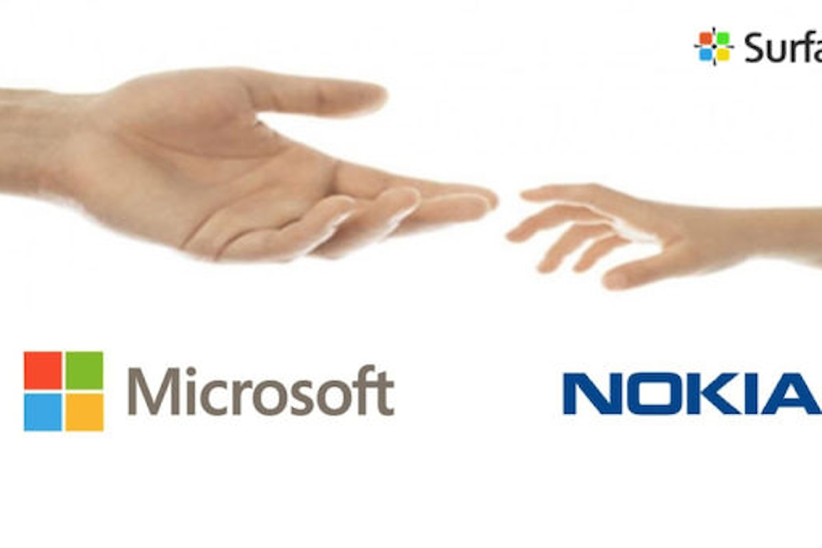 Microsoft vende Nokia alla Foxcoon per 350 milioni | Surface Phone Italia