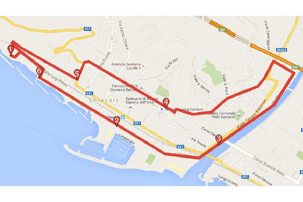 Non solo Virtus Entella: a Chiavari torna la Mezza Maratona
