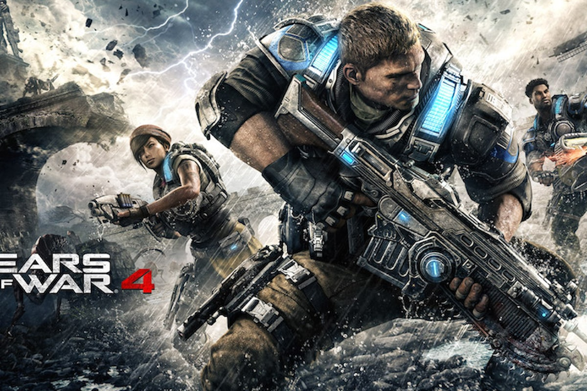 E3 2016: Rod Fergusson e Phil spencer svelano novità su Gears of War 4   Surface Phone Italia