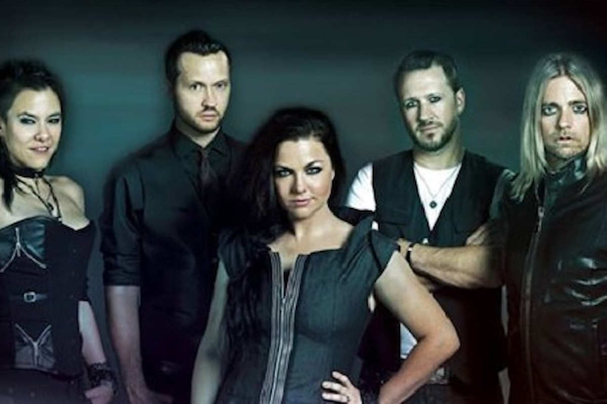 Tornano gli Evanescence con l'album 'Synthesis', il video-annuncio di Amy Lee