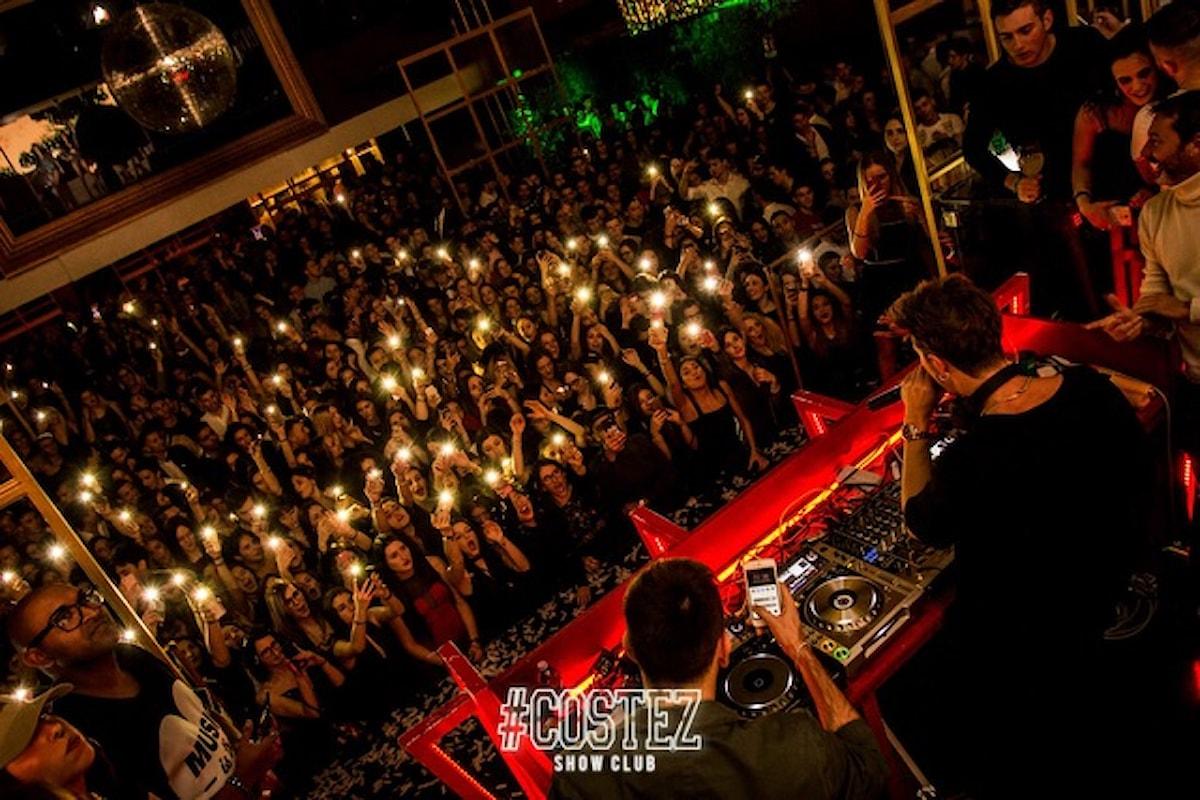 Happy Birthday Hotel Costez Cazzago (BS)! e tanti altri party a dicembre 2017, pure al Nikita #Costez - Telgate (BG)