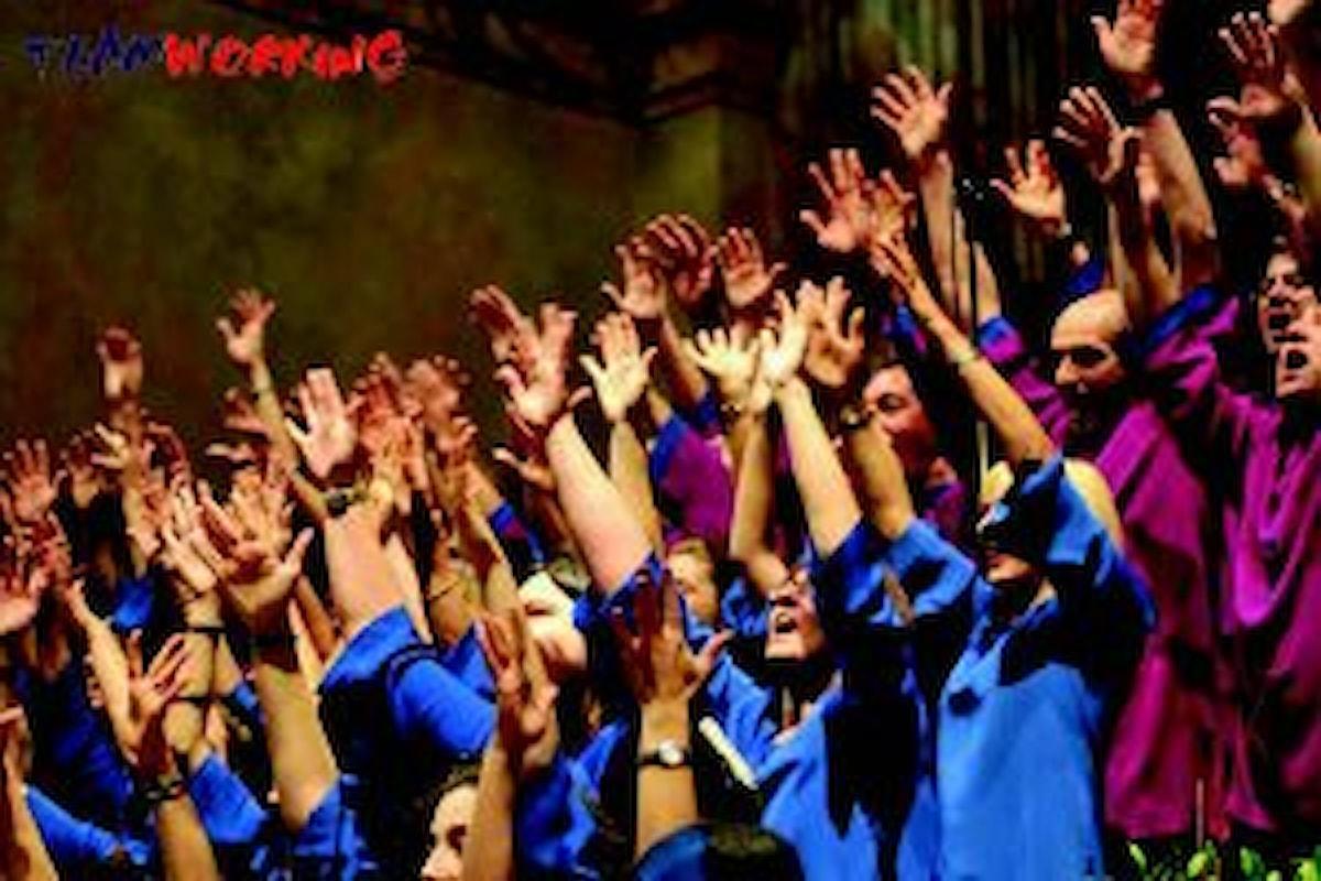 Coro Gospel: un nuovo modo per fare Team Building