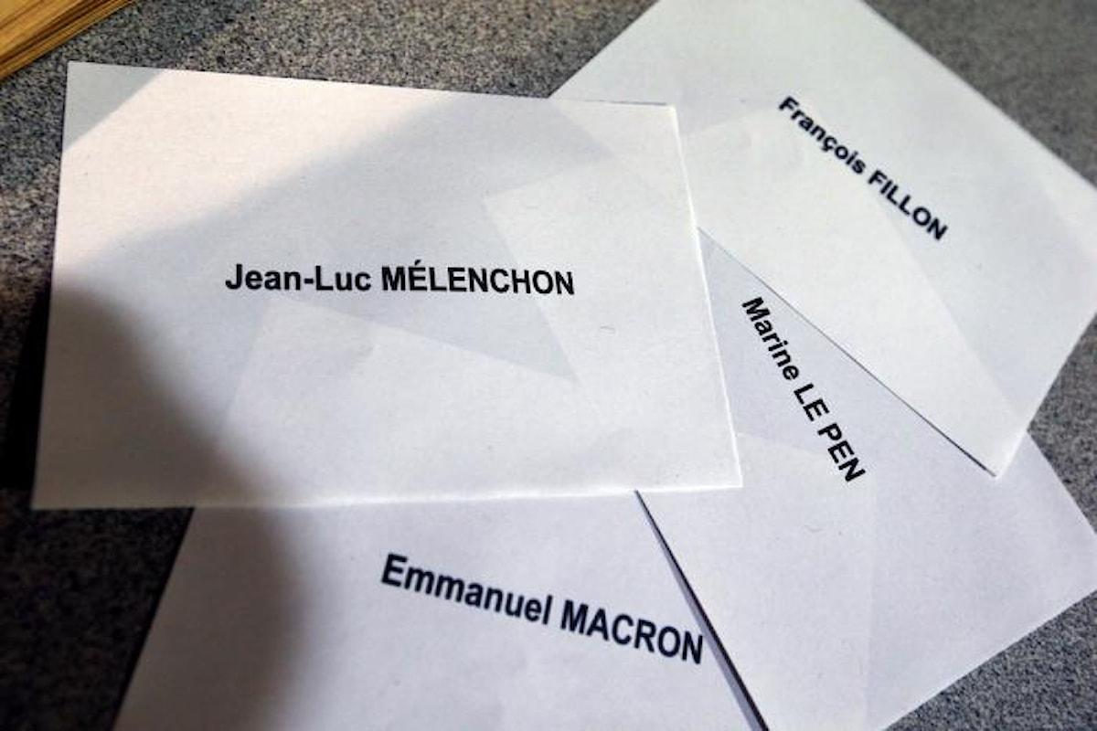 Le elezioni presidenziali in Francia. Candidati e risultati al primo turno