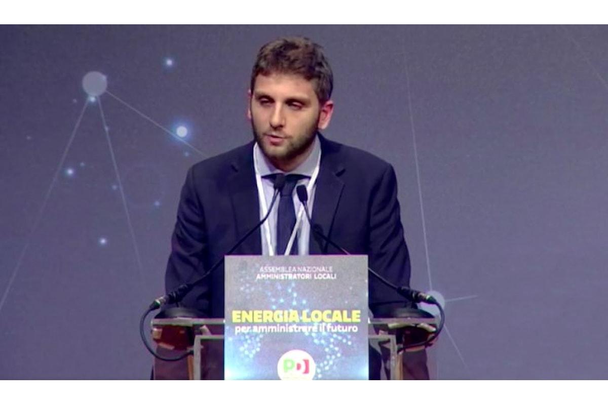 L'assessore Pd al Comune di Salerno Roberto De Luca, figlio del presidente della regione Campania, indagato per corruzione