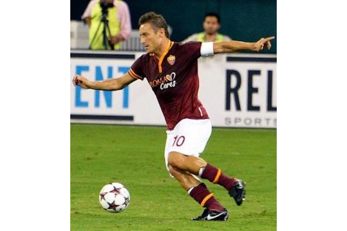 Francesco Totti: i 5 lavori che può fare dopo il ritiro
