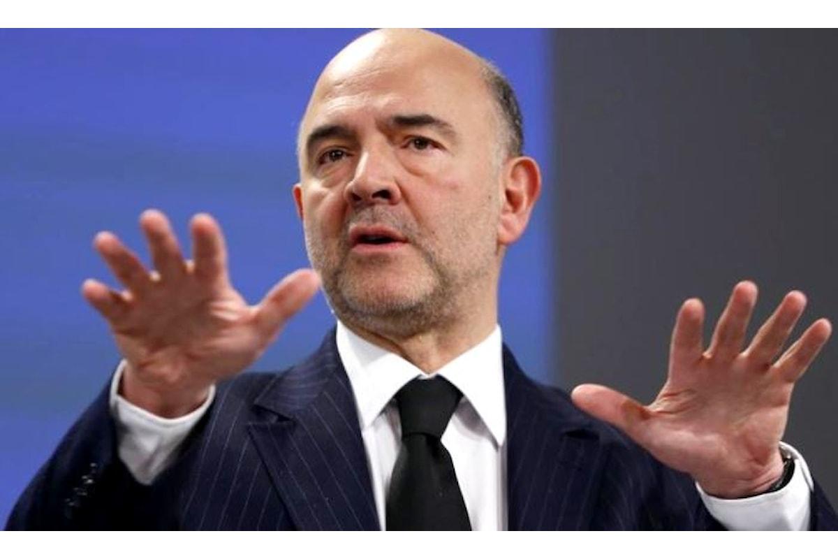 In attesa che la Commissione Ue dia il via alla procedura d'infrazione contro l'Italia, lo spread vola a quota 330