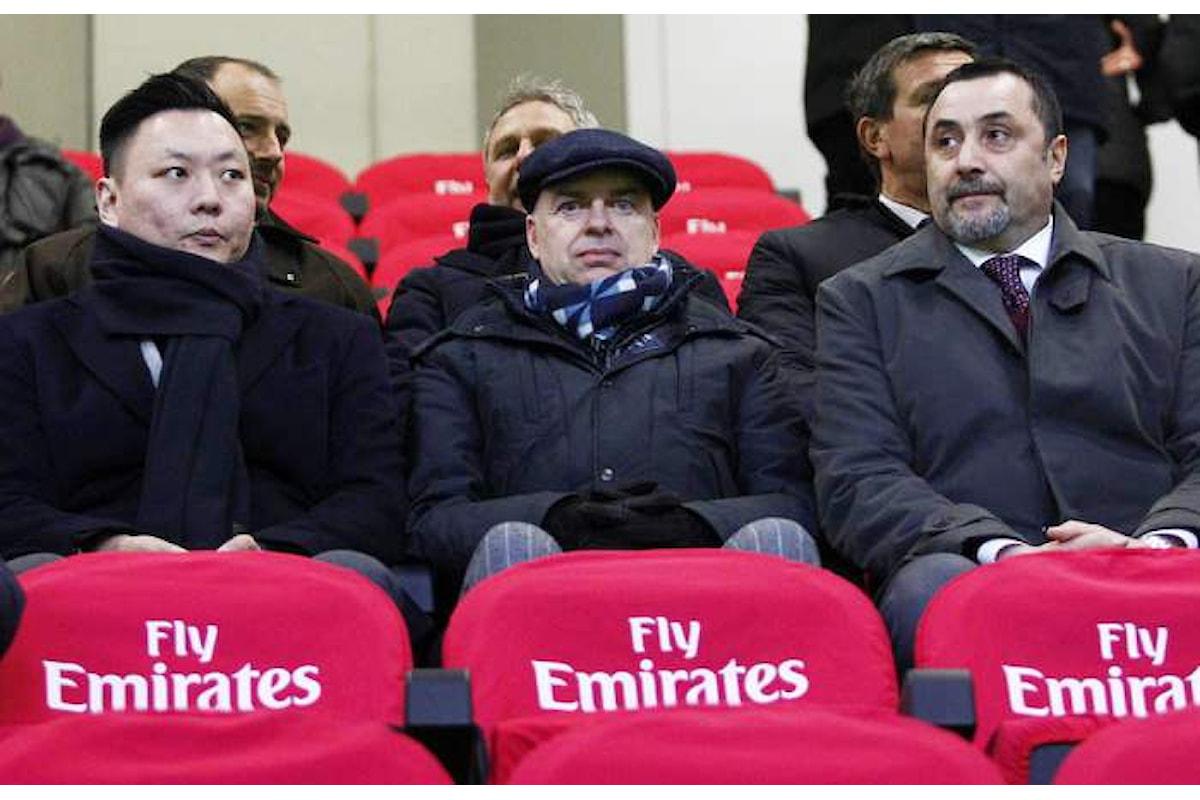 Nonostante la replica di Yonghong Li anche la Figc chiede chiarimenti sul Milan