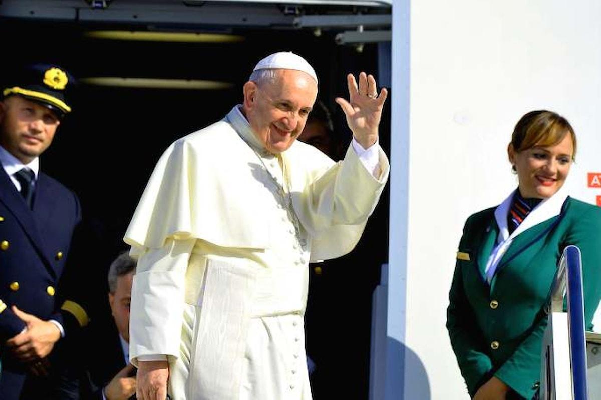 Le dichiarazioni di Papa Francesco durante il ritorno dal viaggio in Messico