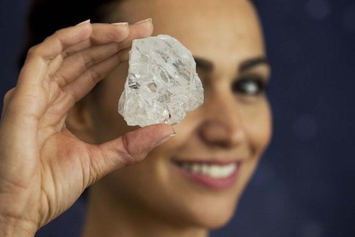 Il diamante più grosso degli ultimi 100 anni rimasto invenduto da Sotheby's