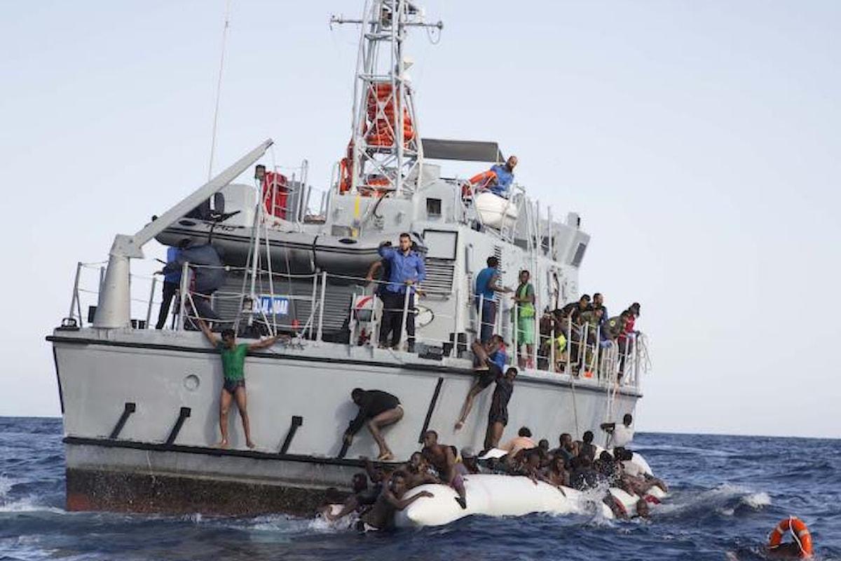 Prima gli italiani... ma intanto il governo regala 10 motovedette ai libici pagate con i nostri soldi