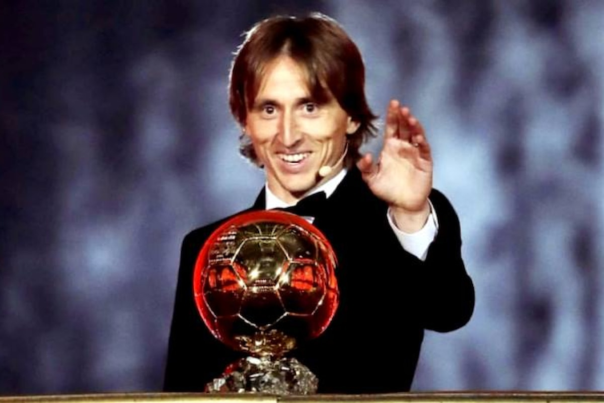 Il Pallone d'oro 2018 va a Luka Modric, ma non tutti sono d'accordo