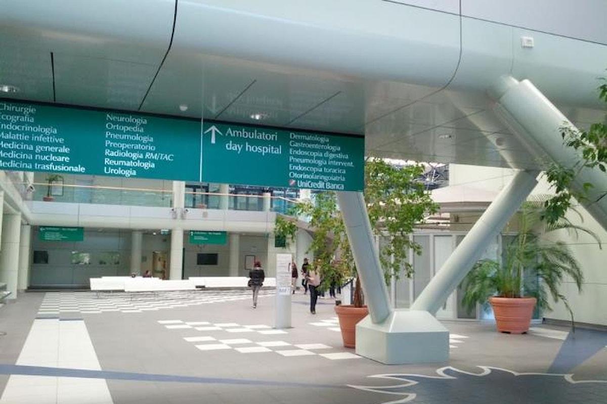 Una delegazione di antropologi ungheresi all'ospedale di Forlì
