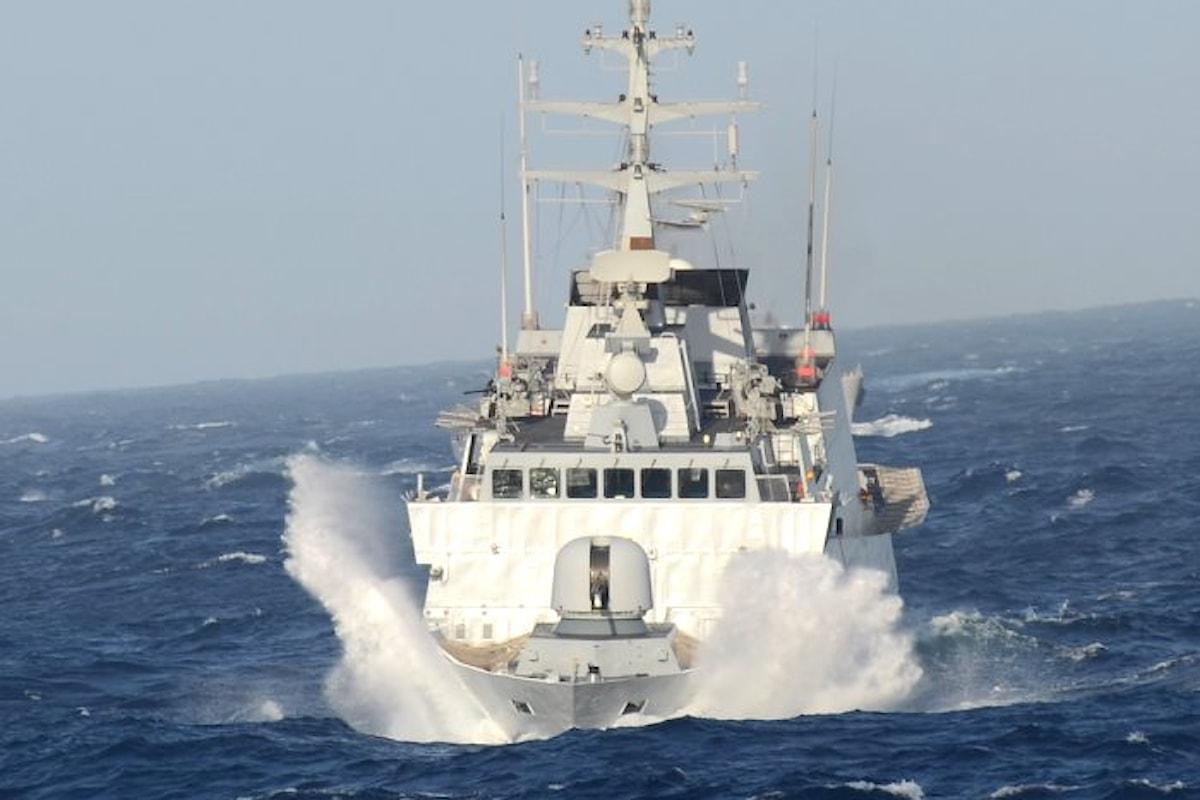 La missione italiana nelle acque libiche è osteggiata da membri dello stesso governo di Tripoli che l'ha approvata