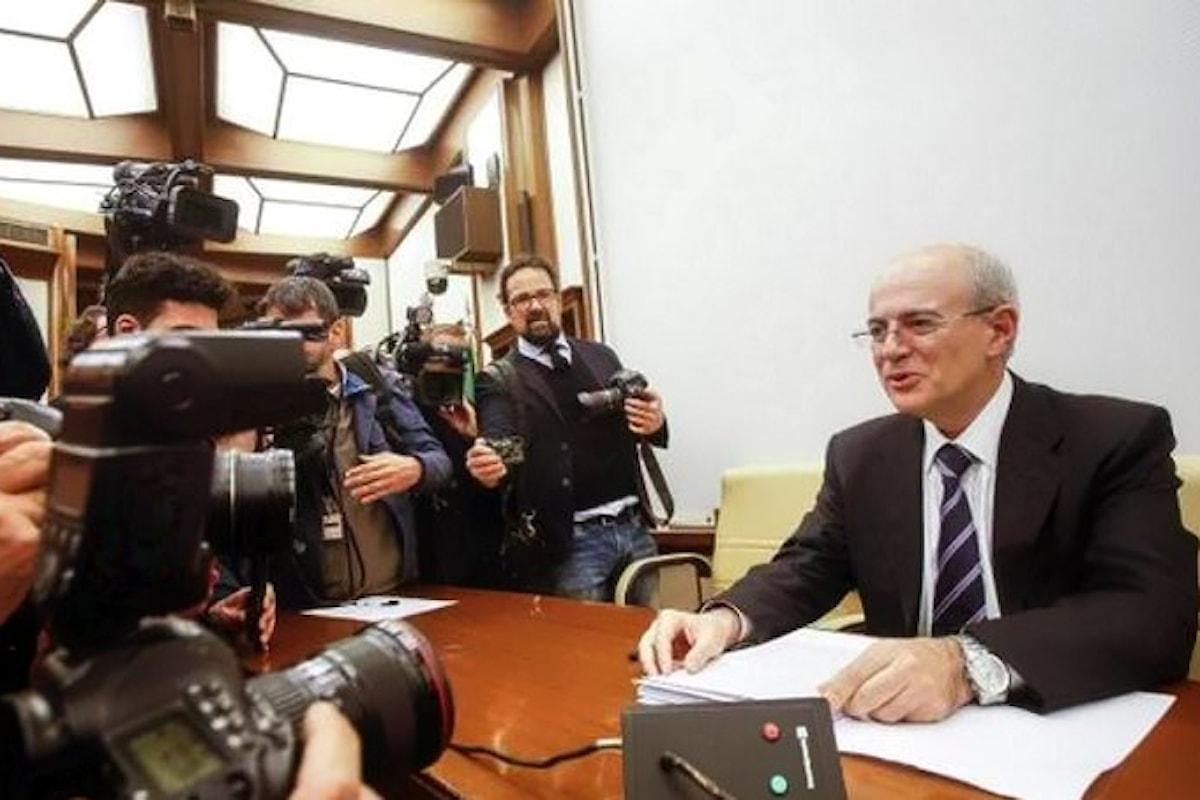 La testimonianza del procuratore di Catania Carmelo Zuccaro alla Commissione Difesa del Senato
