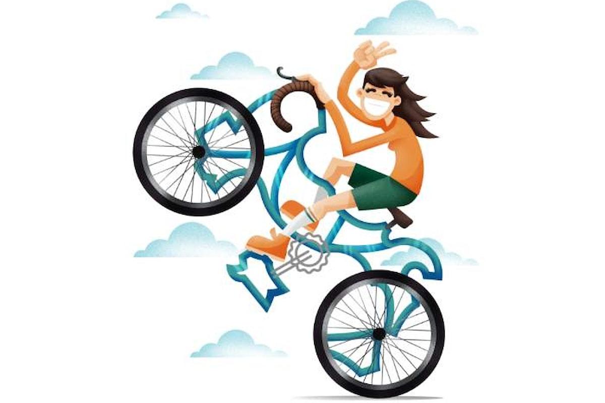 Mobilità sostenibile, ecco la Bicifestazione