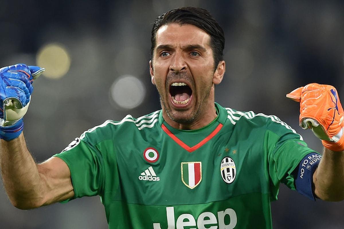 Juventus, Buffon: Per la Champions serve la forza agonistica e...