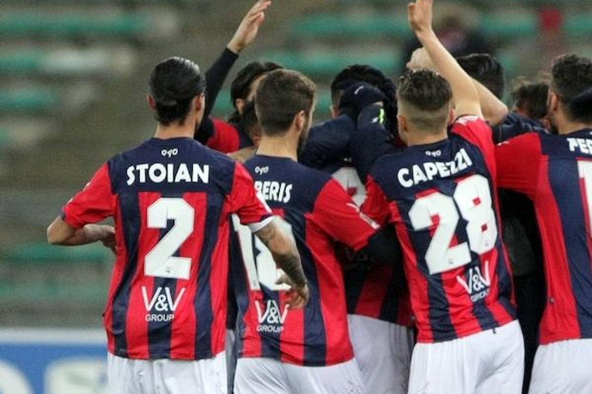 L'FC Crotone nega qualsiasi coinvolgimento dei fratelli Vrenna con l'ndrangheta
