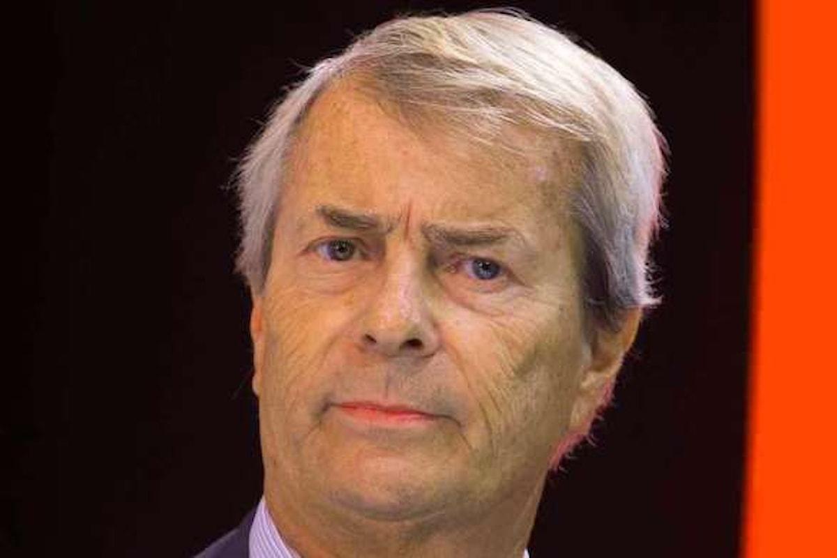 Scambio azionario tra Vivendi e Mediaset. Prossima una futura cessione del gruppo del Biscione?