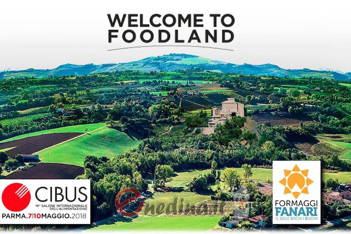 La Nuova Sarda Industria Casearia al Cibus 2018, la fiera dell'eccellenza agroalimentare