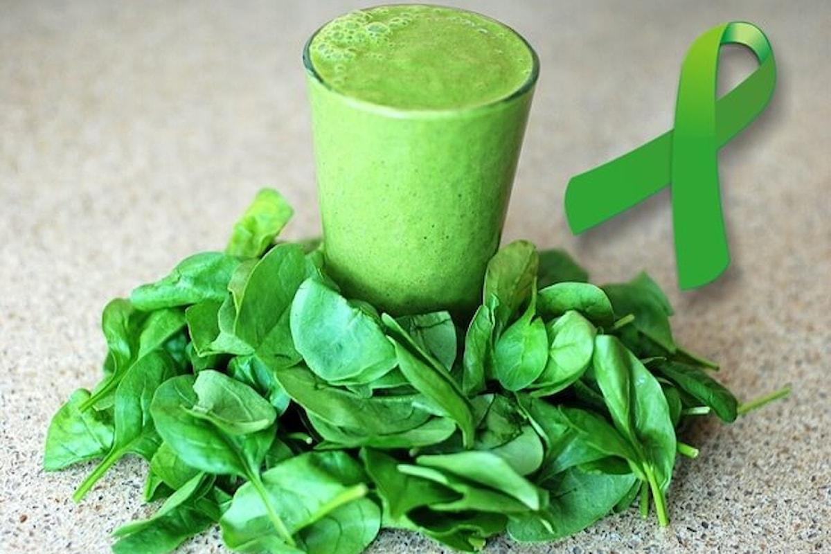 Più verde nel piatto! La salute ne guadagna!