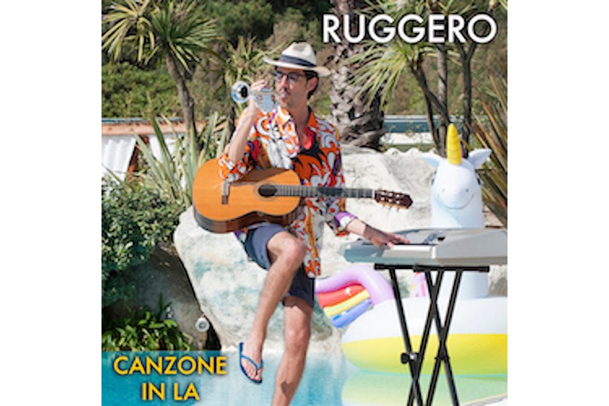 """Ruggero e la sua """"Canzone in la"""""""