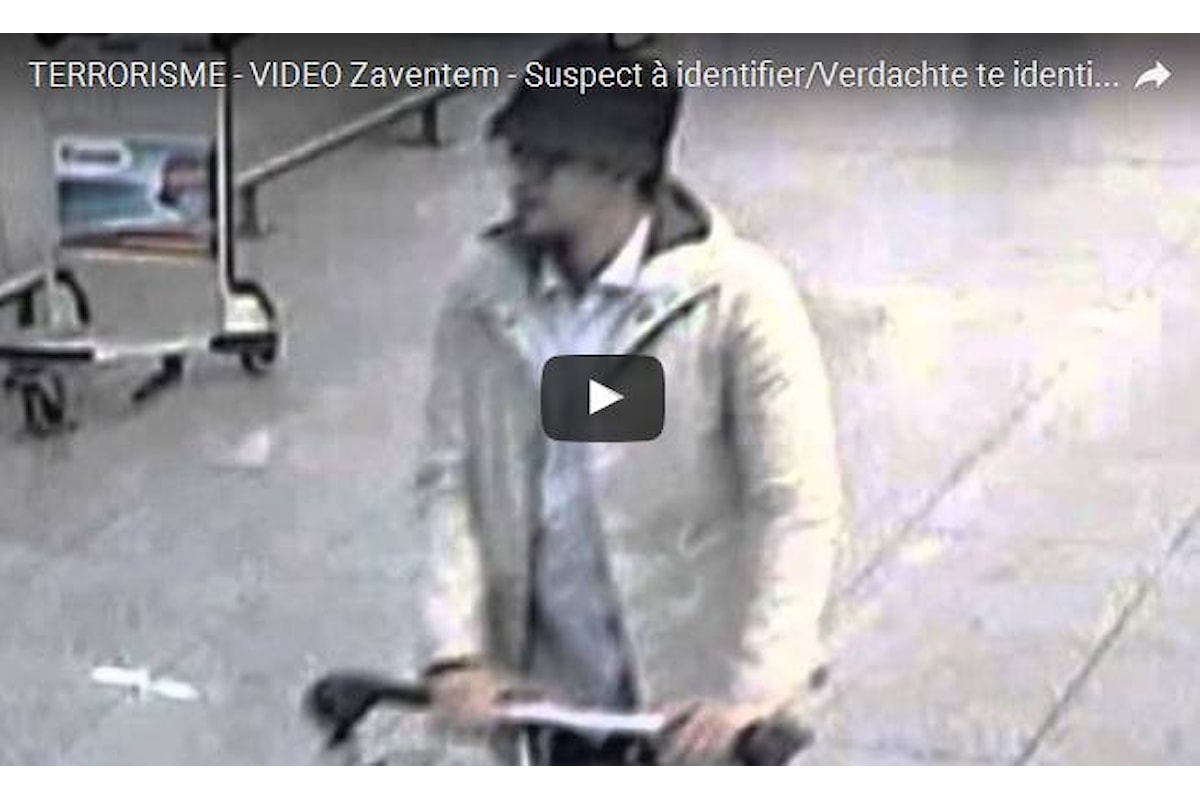 Fayçal Cheffou rilasciato, non è lui il terzo uomo a Zaventem