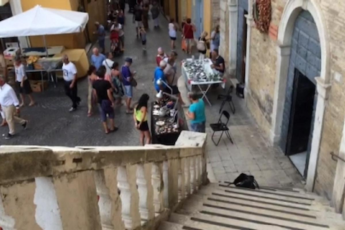 La Mostra Mercato dell'Antiquariato e dell'Artigianato di Fermo