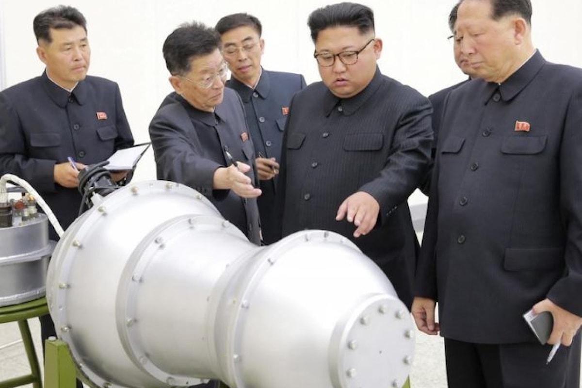 Il terremoto in Corea del Nord collegato alla bomba a idrogeno di Kim Jong-un