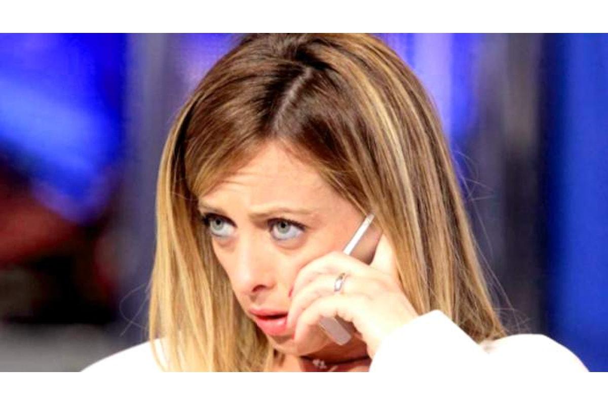 Bertolaso vince le gazebarie, ma Giorgia Meloni vuole candidarsi ugualmente