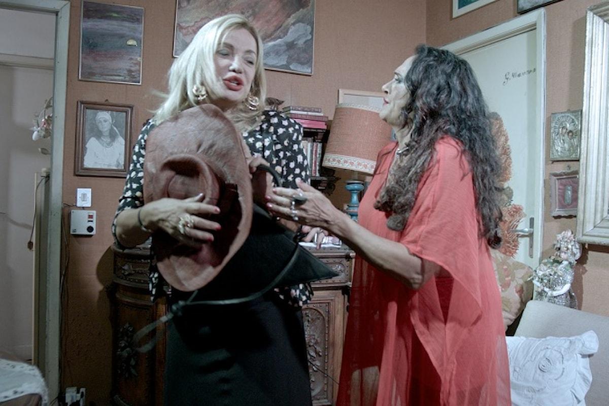 Guia Jelo, protagonista assoluta della Divina Dolzedia, il film di Aurelio Grimaldi debutta al Cinema Odeon di Catania