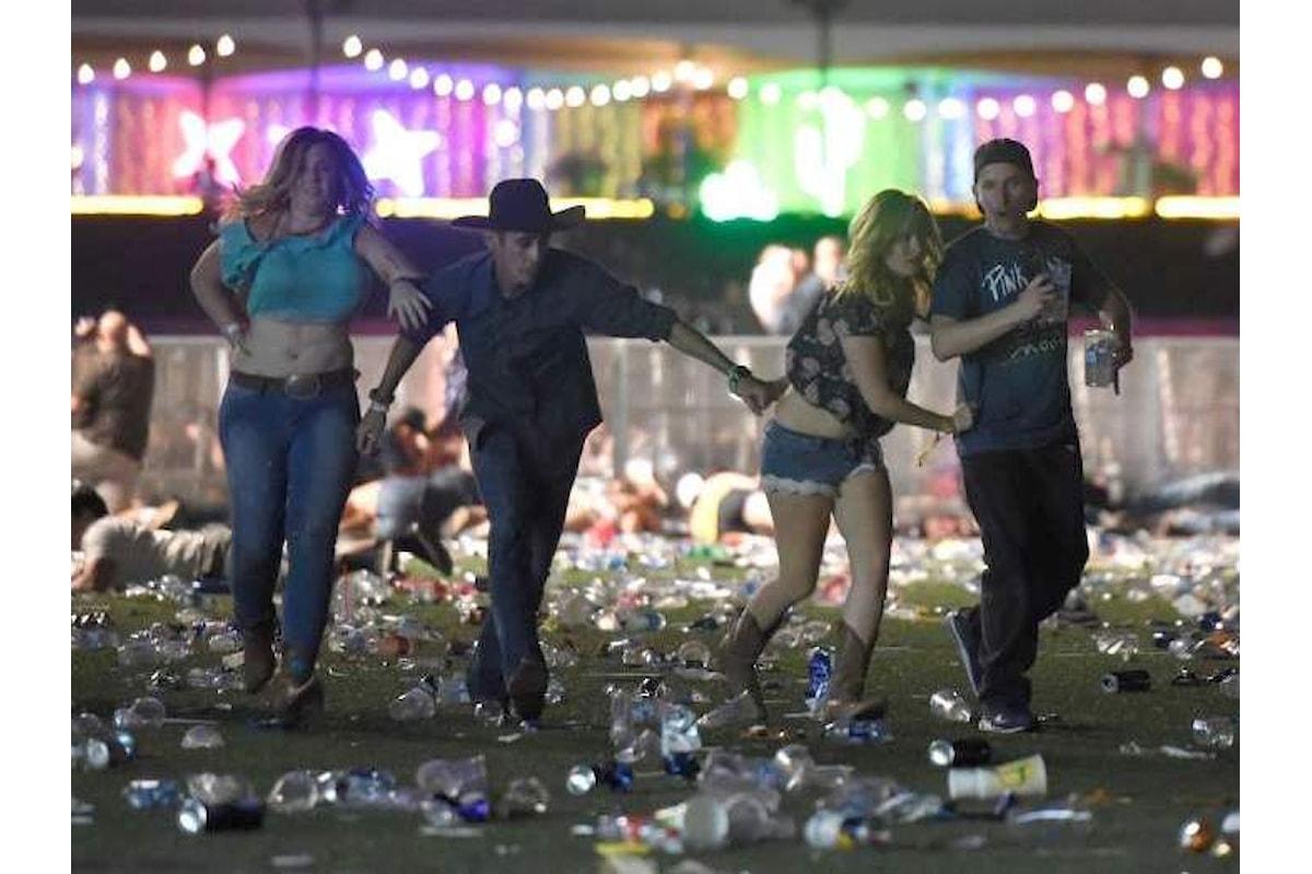 L'inutile cordoglio per le decine di morti uccisi da un cecchino a Las Vegas