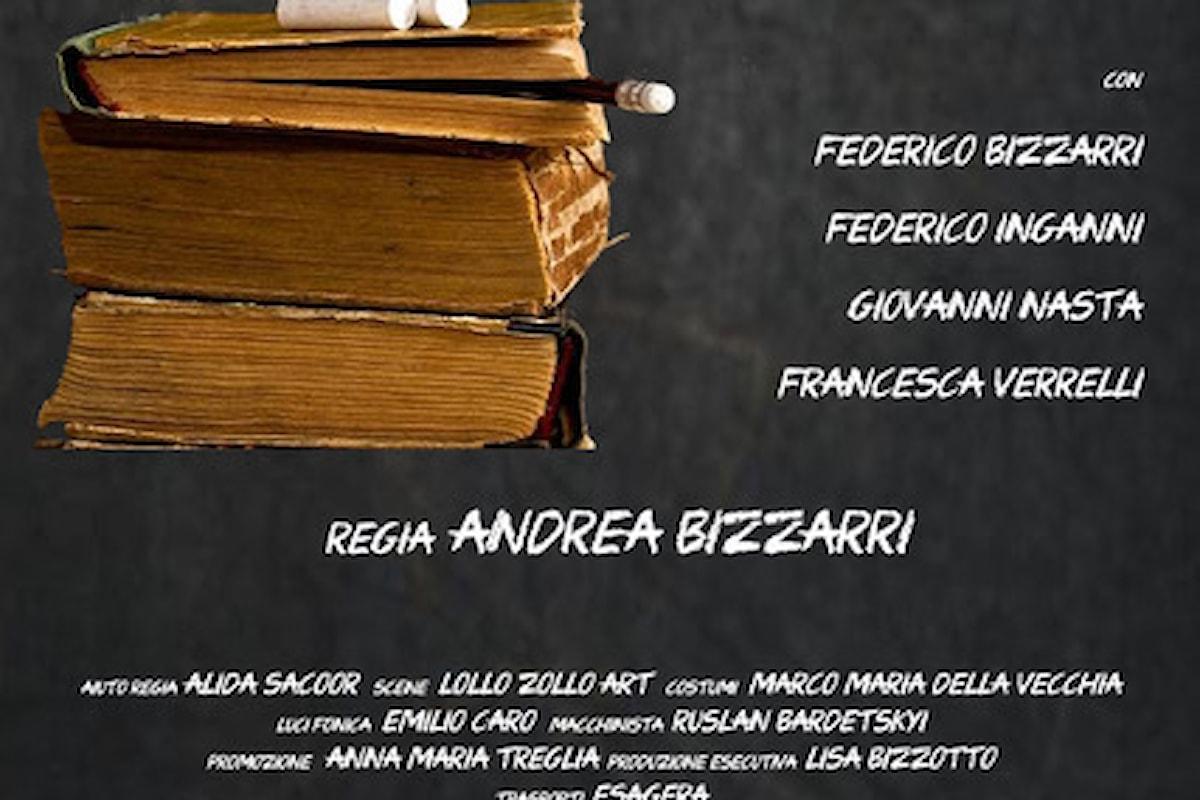 Cara Professoressa al Teatro Sala Vignoli di Roma dal 17 al 19 novembre 2017