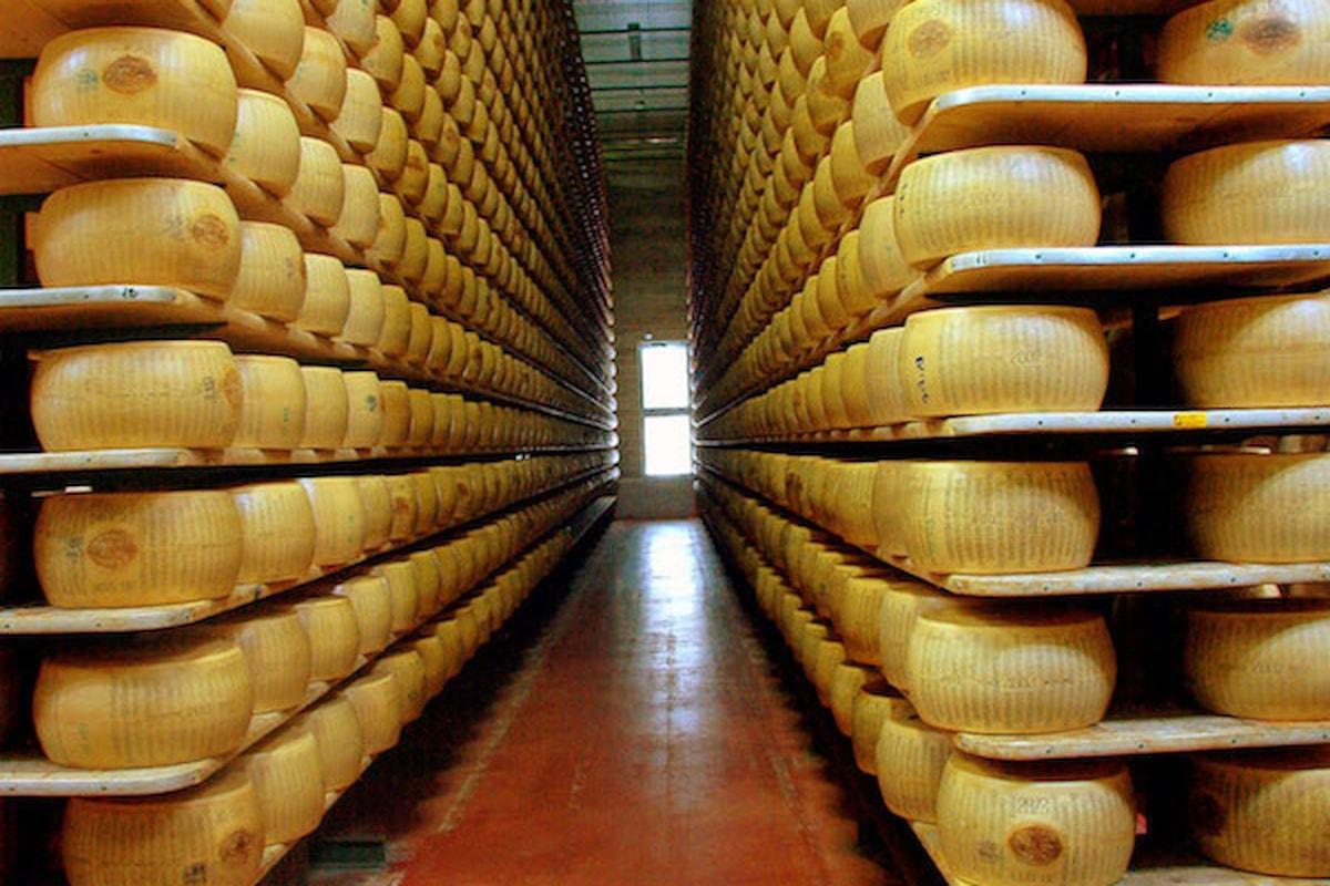 I formaggi italiani nel mondo