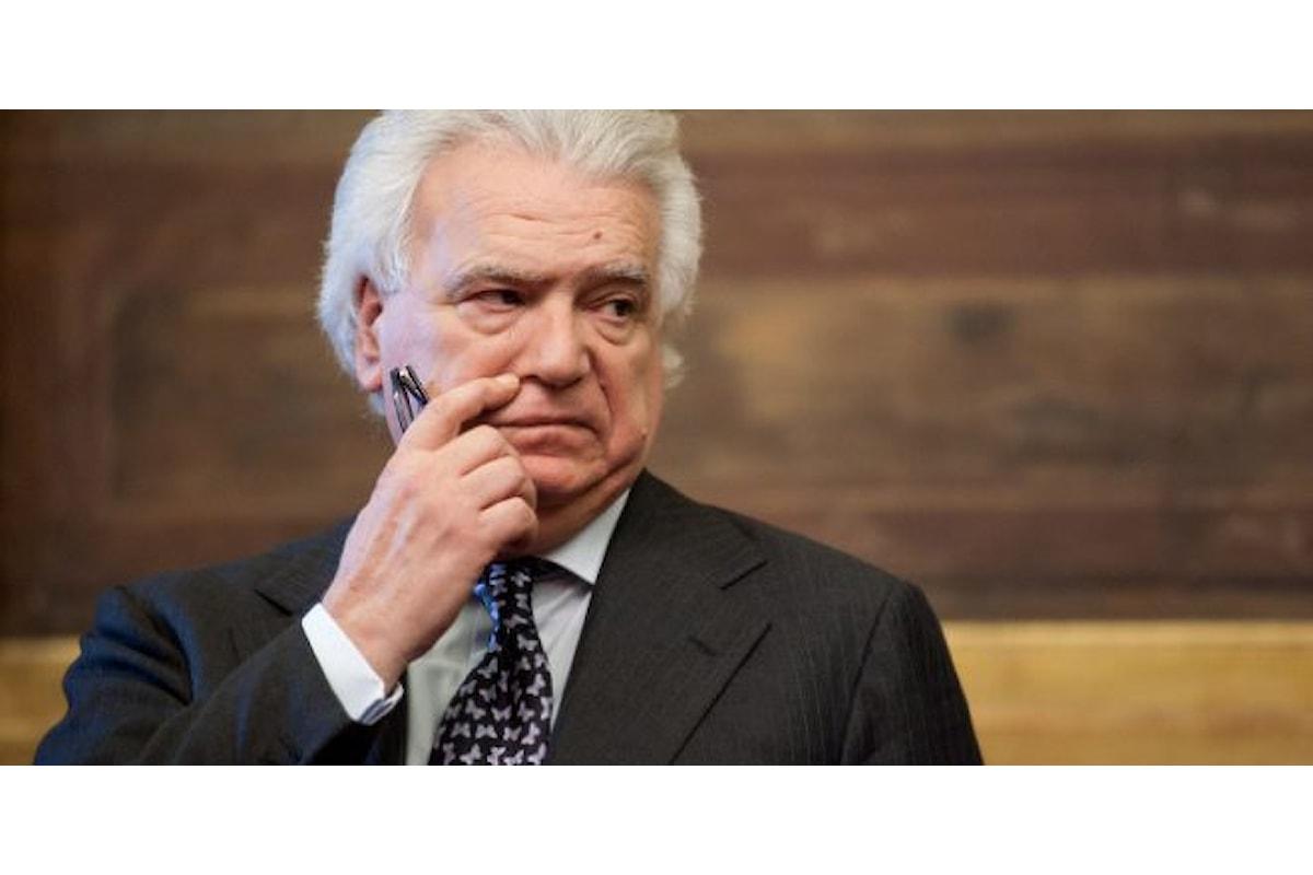 Denis Verdini, il governo il suo rifugio
