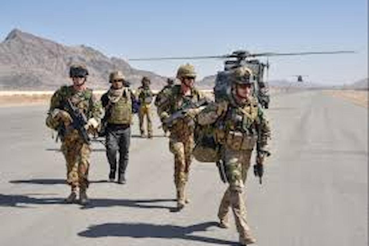 Kuwait, importante onorificenza a militari italiani impegnati nell'Operazione Prima Parthica