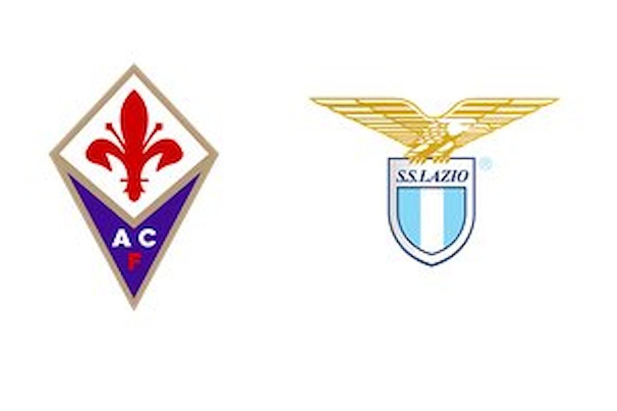 La Lazio espugna il Franchi. Fiorentina sconfitta 3-1